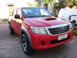 Toyota HILUX HILUX 2.5 DOBLE CABINA 4X2